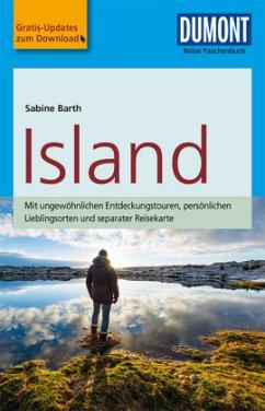 DuMont Reise-Taschenbuch Reiseführer Island - Barth, Sabine