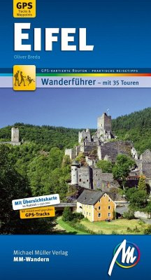 Eifel MM-Wandern Wanderführer Michael Müller Ve...