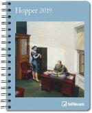 Hopper 2019 Buchkalender Deluxe