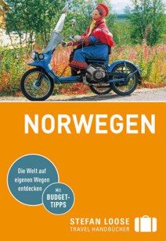 Stefan Loose Travel Handbücher Reiseführer Norwegen - Möbius, Michael; Möbius, Aaron