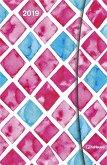 Watercolours 2019 Magneto Diary