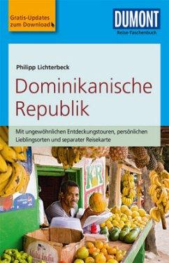 DuMont Reise-Taschenbuch Reiseführer Dominikanische Republik - Lichterbeck, Philipp
