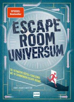 Escape Room-Universum - Hamer-Morton, James