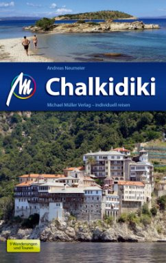 Chalkidiki Reiseführer Michael Müller Verlag