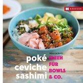 Poké, Ceviche & Sashimi