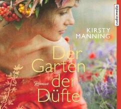 Der Garten der Düfte, 6 Audio-CDs