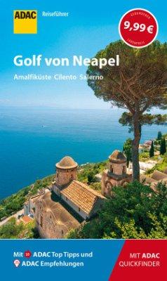 ADAC Reiseführer Golf von Neapel - Buommino, Stefanie