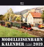 Modelleisenbahn-Kalender 2019