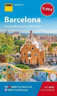 ADAC Reiseführer Barcelona - Macher, Julia
