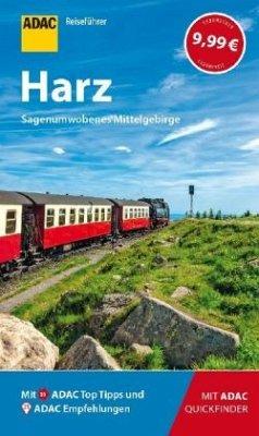 ADAC Reiseführer Harz - Diers, Knut; Pinck, Axel