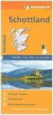 Michelin Karte Schottland