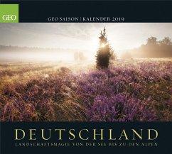 GEO Saison: Deutschland 2019