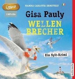 Wellenbrecher / Mamma Carlotta Bd.12 (2 MP3-CDs) - Pauly, Gisa; Blumhoff, Christiane