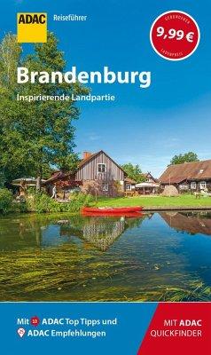 ADAC Reiseführer Brandenburg - Rechenbach, Bärbel