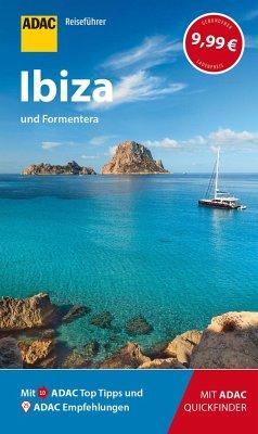 ADAC Reiseführer Ibiza und Formentera - Lendt, Christine
