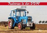 Traktoren in der DDR 2019 Wandkalender