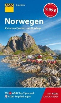 ADAC Reiseführer Norwegen - Nowak, Christian