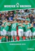 Werder Bremen Fankalender 2019