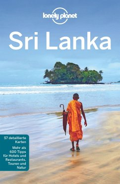 Lonely Planet Reiseführer Sri Lanka - Ver Berkmoes, Ryan