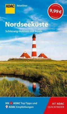 ADAC Reiseführer Nordseeküste Schleswig-Holstein mit Inseln - Lammert, Andrea; Leyk, Randolf