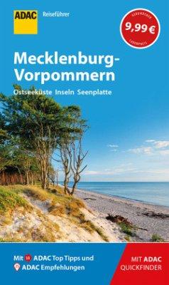 ADAC Reiseführer Mecklenburg-Vorpommern - Kummer, Dolores