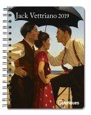 Jack Vettriano 2019 Buchkalender Deluxe