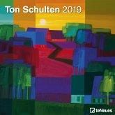2019 Ton Schulten Grid Calendar