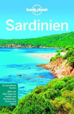 Lonely Planet Reiseführer Sardinien - Christiani, Kerry; Garwood, Duncan