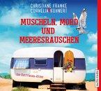 Muscheln, Mord und Meeresrauschen / Ostfriesen-Krimi Bd.5 (4 Audio-CDs)