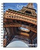 Paris 2019 Buchkalender Deluxe