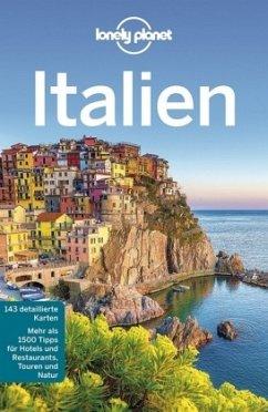Lonely Planet Reiseführer Italien - Bonetto, Cristian