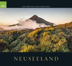 Neuseeland 2019 GEO Posterkalender