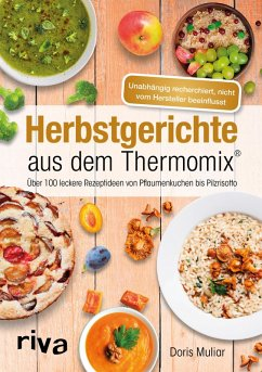 Herbstgerichte aus dem Thermomix® (eBook, ePUB) - Muliar, Doris