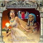 Gruselkabinett, Folge 2: Das Amulett der Mumie (MP3-Download)