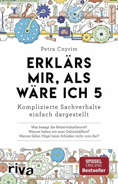 Erklärs mir, als wäre ich 5 (eBook, PDF) - Cnyrim, Petra