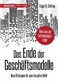 Das Ende der Geschäftsmodelle (eBook, PDF)