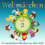 Weltmärchen: 50 wunderbare Märchen aus aller Welt (MP3-Download)