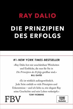 Die Prinzipien des Erfolgs (eBook, ePUB) - Dalio, Ray