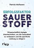 Erfolgsfaktor Sauerstoff (eBook, PDF)