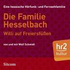 Die Familie Hesselbach - Willi auf Freiersfüßen (MP3-Download)