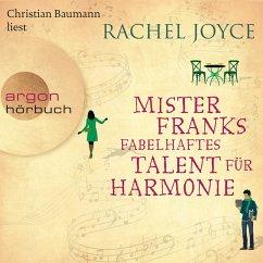 Mister Franks fabelhaftes Talent für Harmonie (Gekürzte Lesung) (MP3-Download) - Joyce, Rachel