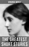 The Greatest Short Stories of Virginia Woolf (eBook, ePUB)