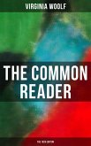THE COMMON READER (The 1925 Edition) (eBook, ePUB)