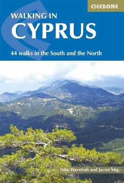 Walking in Cyprus (eBook, ePUB) - Werstroh, Nike; Mig, Jacint