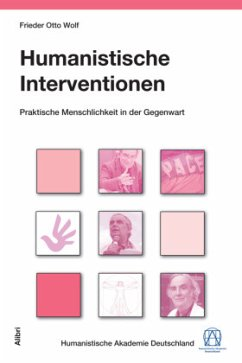 Humanistische Interventionen - Wolf, Frieder Otto