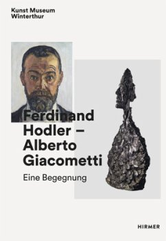Ferdinand Hodler - Alberto Giacometti
