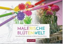 Malerische Blütenwelt