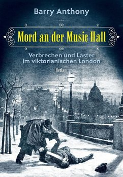 Mord an der Music Hall - Anthony, Barry