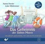 Das Geheimnis der Sieben Meere, 1 Audio-CD