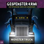 Gespenster Krimi - Monster Truck, 1 Audio-CD